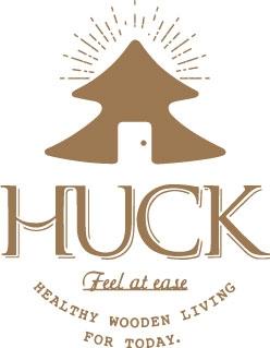 huckロゴ